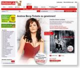 Andrea Berg Special bei Weltbild.de