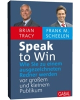 Buchcover Speak to Win