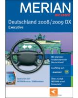 Viele Reisetipps: die Navigations-CD Deutschland 2008/2009 D