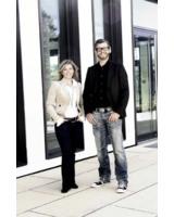 Natascia Zamberlan und Markus Bauer von UNIKATeVENT GmbH, reden, denken, machen