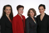 v.l.n.r:H.Brüggemann,Dr.R.Wolf,A.Bornhütter-Kassen,S.Betz