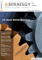 Die neue Ausgabe des kostenlosen eStrategy-Magazins