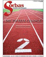 Sorbas - eJournal für den Neubeginn, aktuelle Ausgabe.