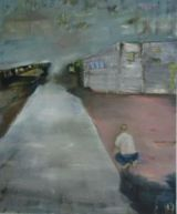 Öl auf Leinwand, 2009, Elke Dombrowski
