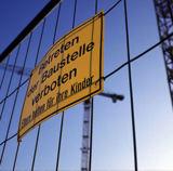 Baustellensicherheit-Baustellenbewachung