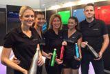DOWABO® erfolgreich auf der ISPO München vorgestellt