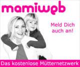 Mamiweb - Das Online-Mütternetzwerk
