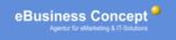 Logo eBusiness Concept