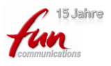 15 Jahre fun communications GmbH