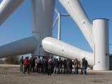 Windenergieanlagen auf offener See