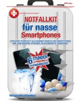 DRY-ALL Notfallkit für durchnässte Smartphones