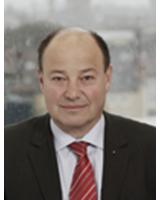 Dietmar Fischer, Mitglied der Geschäftsführung