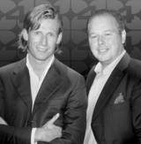 Constantin Bisanz und Christian Heitmeyer (Gründer B4F)