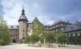 Schloss Laubach ist Schauplatz des ersten Unternehmertages