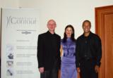 Dr.med.Thomas Feldhaus, Dr.med.Nicole David und Hans Nelson