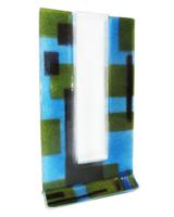 Vase aus Glas - Modernes Design - Überzeugender Preis
