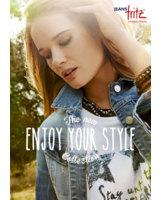 """Mit der Imagekampagne """"Enjoy your Style"""" ist JEANS FRITZ in ausgewählten Publikumsmedien präsent."""