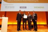 Der Energy Efficiency Award wird von jährlich an vorbildliche Energieeffizienzprojekte vergeben.