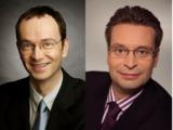 Die Hewitt-Experten Thomas Aleweld und Marco Reiners vermitteln ihr Know-how