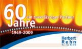 60 Jahre Herbert Rehn GmbH
