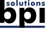 Unterrnehmenslogo der bpi solutions gmbh & co. kg
