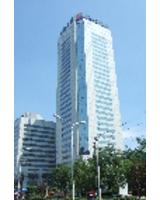 """""""Air China Plaza"""" ist Sitz der neuen Staufen-Niederlassung i"""
