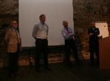 Expertenrunde beim Fachdialog der Staufen AG