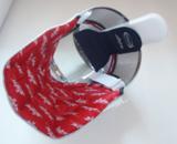Fechtmaske mit Kühl-Inlay von Cooline