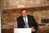 Wolfgang Hirn im Vortrag bei der Staufen AG