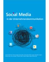 "Cover ""Social Media in der Unternehmenskommunikation"""