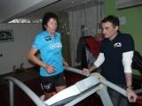 Claudia Weber - Höhenkammer Training in Köln bei Höhenbalanc