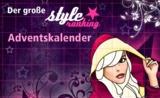 styleranking: Fashion-Adventskalender