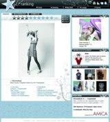 Screenshot styleranking und AMICA Online