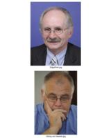 Die Referenten Edgar Reh und Georg von Nessler