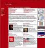 Onlineportal für Kulturmarketing und Kultursponsoring