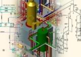 CAD Schroers R&I-Software ist nahtlos mit dem MPDS4 3D-Anlagenbau verbunden