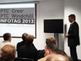 Aktuelle Kundenprojekte werden auf dem Creo- und Windchill Infotag vorgestellt