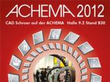 CAD Schroer auf der Achema 2012