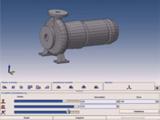 Ein auf Youtube veröffentlichtes Video zeigt wie ein 2D DXF in 3D-Modell umgewandelt wird
