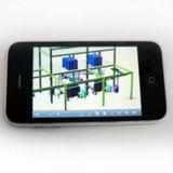 MPDS4 Anlagen mit der iPhone und iPod touch App herunterladen und betrachten