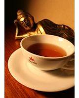 Teezeit in der Wu Wei Hamburg