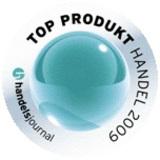 """""""Wir lieben Shops"""" nominiert für TOP PRODUKT HANDEL 2009"""