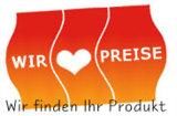 """Preisvergleich """"Wir lieben Preise"""". Einfach, werbefrei und k"""