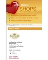 Nach dem Login direkt die Link-Option beim Shopeintrag ändern