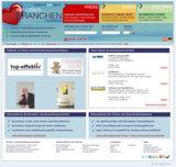 Suchmaschinenfreundliches Branchenverzeichnis mit neuem, frischen Design