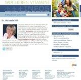 Wissenswertes zu Gesundheit, Ernährung, Wellness und Fitness bei Wir-Lieben-Vitamine