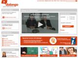 Sprachen online lernen mit dalango: Weiterbildungsangebot für Unternehmen
