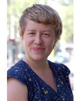 Festival-Leiterin Kristin Dittrich