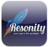Resonity - Your app in the spotlight!