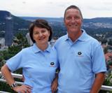 Die Andasa Geschäftsführer Kerstin Schilling und Karsten Schneider